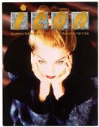 ICON #21 - FAN CLUB 1996 MAGAZINE